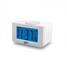 Sveglia parlante con termometro e igrometro
