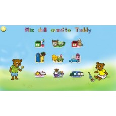 Mix dell'orsetto Teddy